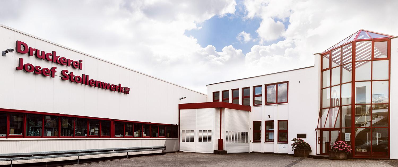 Druckerei Josef Stollenwerk GmbH in Köln